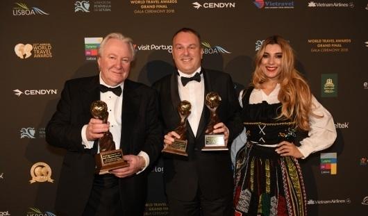 InterContinental Phu Quoc giành 3 giải thưởng 'Oscar' ngành du lịch