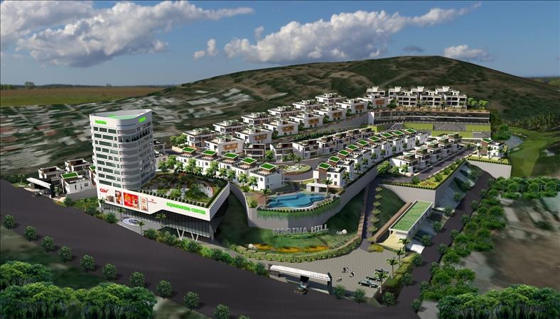 Tiềm năng đầu tư biệt thự nghỉ dưỡng đồi tại Nha Trang