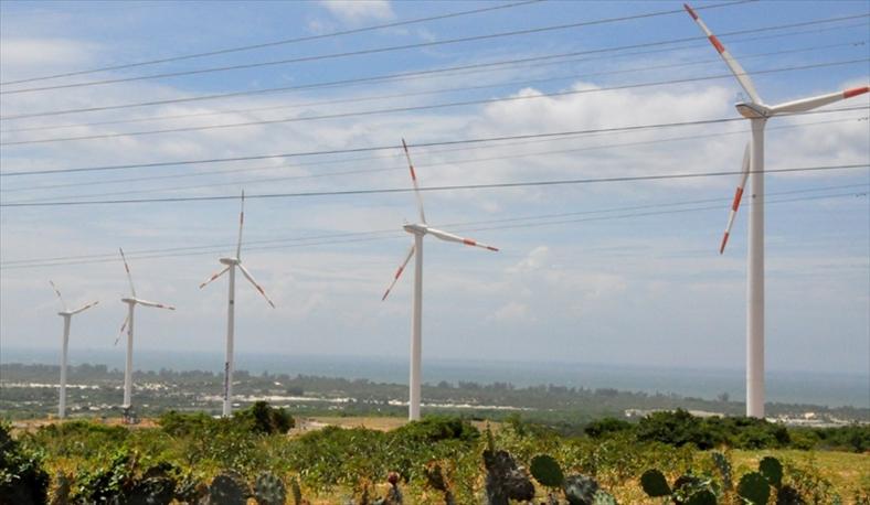 Tăng giá mua điện từ các dự án điện gió