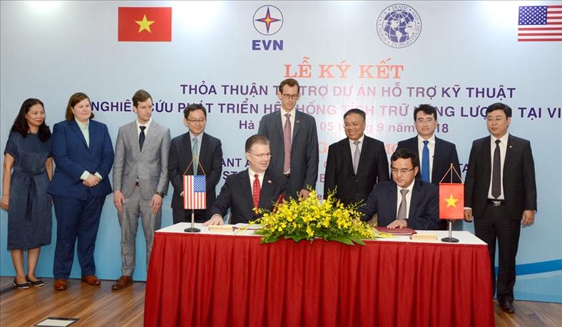 USTDA Hoa Kỳ viện trợ không hoàn lại hơn 755 nghìn USD cho EVN