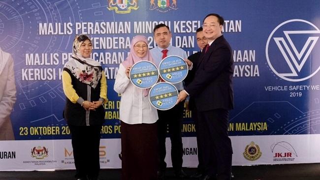 Ô tô VinFast nhận chứng chỉ an toàn ASEAN NCAP