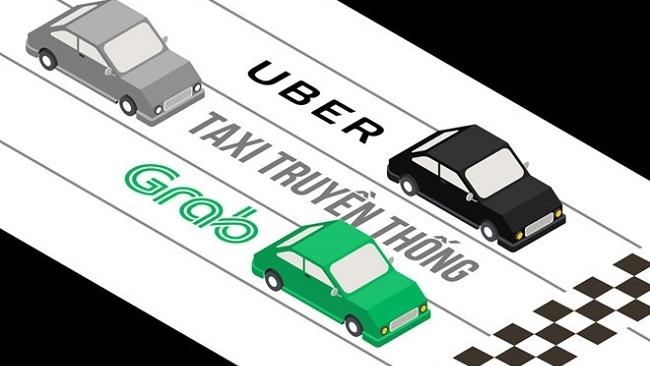Thủ tướng nêu hướng quản lý taxi công nghệ như Grab, Go-Viet