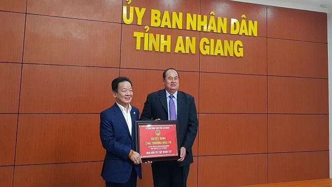T&T Group chi 8.656 tỷ đồng xây 2 khu đô thị mới tại An Giang
