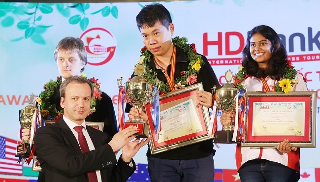 Chủ tịch FIDE: Việt Nam có thể trở thành cường quốc cờ vua