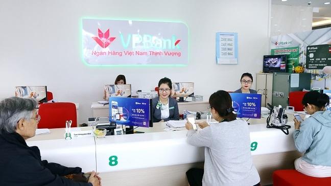 VPBank đạt lợi nhuận trước thuế hơn 1.700 tỷ đồng trong quý I