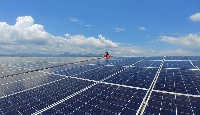 BIM Group khánh thành cụm ba nhà máy điện mặt trời 7.000 tỷ