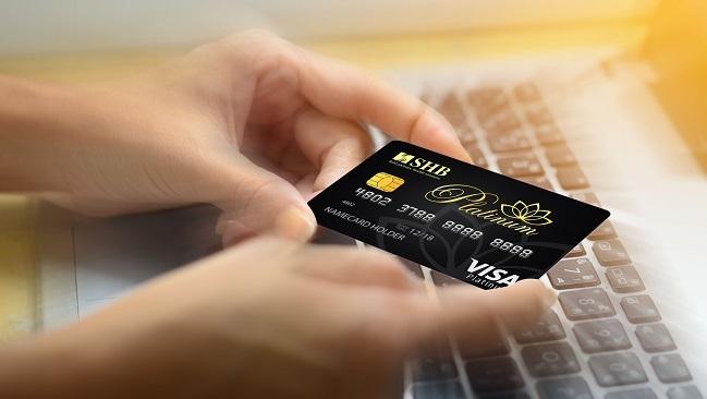 Nhiều chương trình ưu đãi dành cho các sản phẩm thẻ SHB