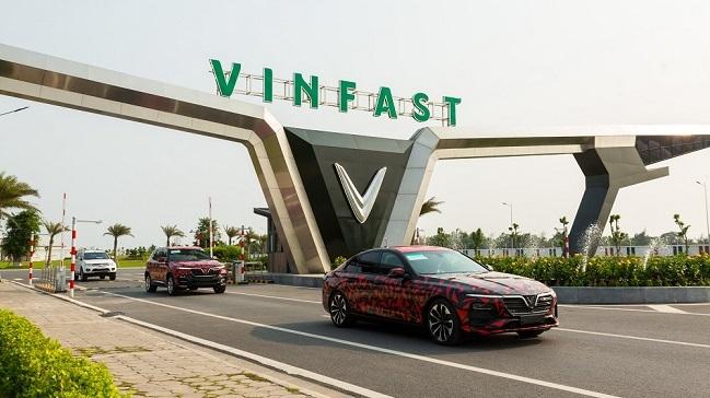 Hành trình 6.000 km chạy thử xuyên Việt của xe VinFast