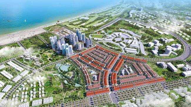 Phát Đạt thêm gam màu sáng cho bất động sản ven biển Quy Nhơn