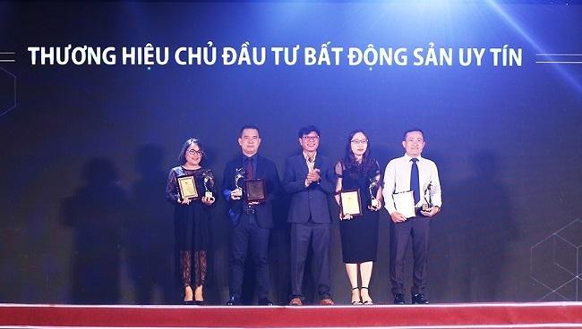 Hưng Thịnh và PropertyX nhận 4 giải thưởng về bất động sản