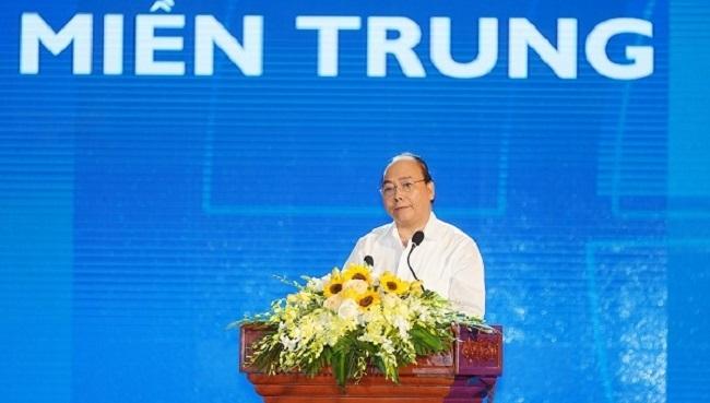 Thủ tướng: Miền Trung cần tập trung 5 trụ cột kinh tế
