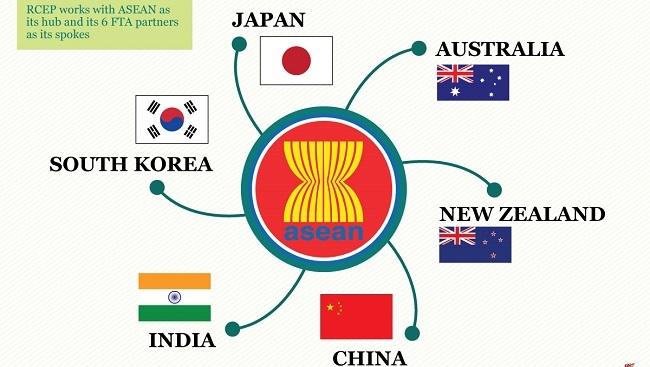 Đàm phán Hiệp định RCEP đi vào 'giai đoạn cuối'