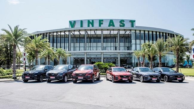 VinFast bán được 67.000 ô tô và xe máy điện