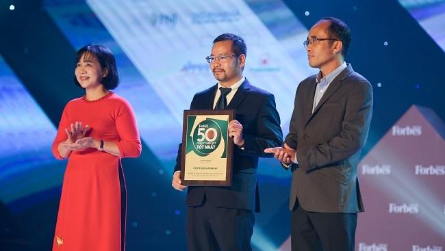 Masan Group lần thứ 8 liên tiếp trong Top 50 Công ty niêm yết tốt nhất Việt Nam