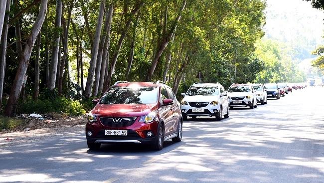 VinFast bán 2.900 xe trong tháng 10, giữ vững vị trí số 1 các phân khúc