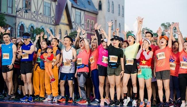 Mãn nhãn cung đường marathon và kỳ nghỉ trong mơ ở Vinpearl Phú Quốc