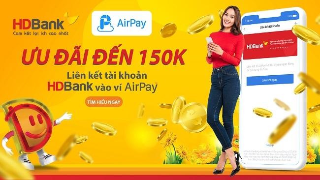 HDBank tung hàng loạt ưu đãi 'khủng' khi thanh toán trực tuyến