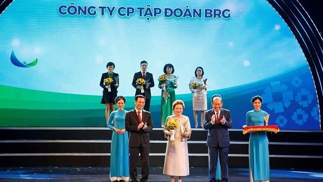 """Tập đoàn BRG và SeABank được vinh danh """"Thương hiệu quốc gia 2020"""""""