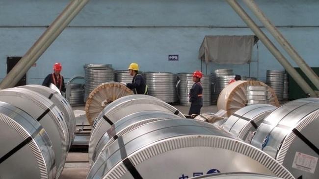 Việt Nam áp thuế chống bán phá giá thép cán nguội xuất xứ Trung Quốc