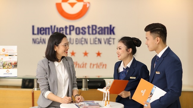 LienVietPostBank tăng vốn lên gần 10.000 tỷ đồng
