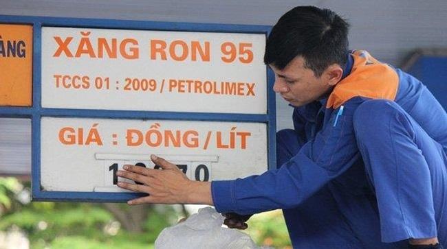 Giá xăng dầu tăng trở lại từ chiều ngày 27/4