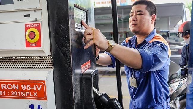 Giá xăng dầu tiếp tục tăng từ chiều 27/6