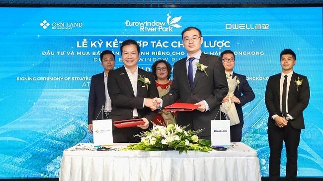 Khách hàng Hồng Kông mua hơn 100 căn hộ Eurowindow River Park