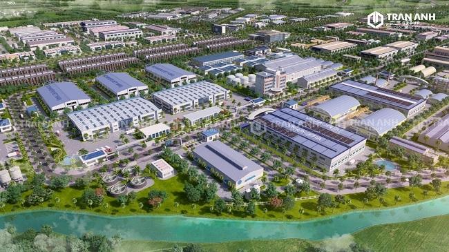 Phát triển khu công nghiệp xanh - Hướng đi mới của Trần Anh Group