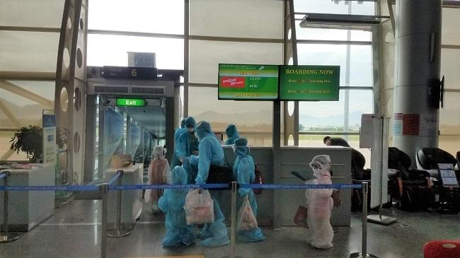 Vietjet đưa 800 khách từ tâm dịch Đà Nẵng về nhà