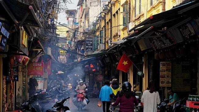Đi tìm Hà Nội 36 phố phường của tương lai