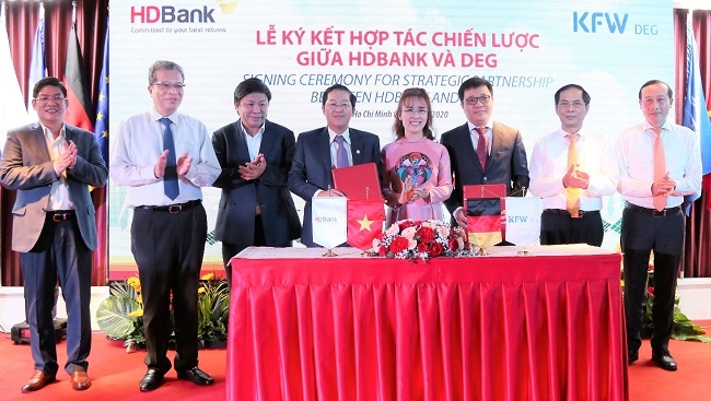 HDBank phát hành trái phiếu chuyển đổi cho đối tác chiến lược DEG