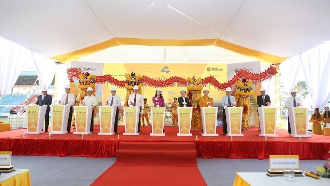 T&T Group khởi công Khu phức hợp nhà ở - thương mại dịch vụ tại TP. Long Xuyên