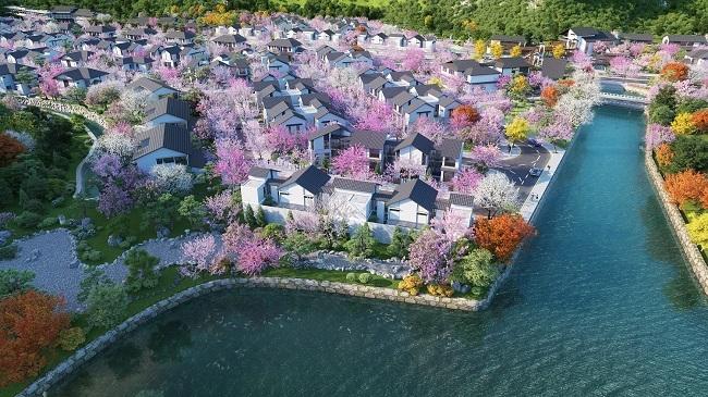 Sun Onsen Village 'chào sân' bằng đại sự kiện mang đậm văn hóa Nhật