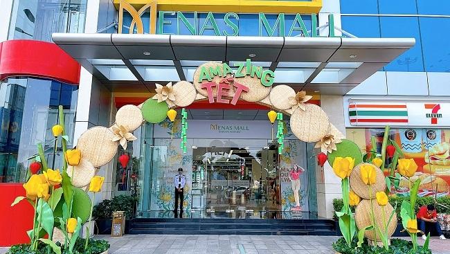 Đón năm mới diệu kỳ tại Menas Mall Saigon Airport