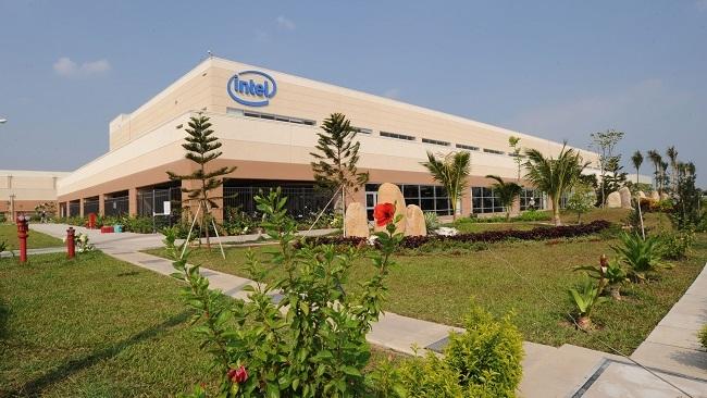 Tập đoàn Intel rót thêm 475 triệu USD vào Việt Nam