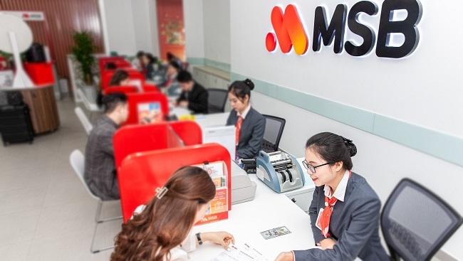 Lợi nhuận vượt kế hoạch, MSB dự kiến chia cổ tức tối thiểu 15%