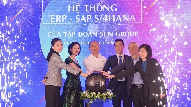 Sun Group tối ưu hóa hệ thống quản trị với giải pháp SAP S/4HANA