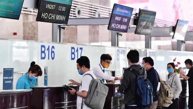 Hà Nội, Hải Phòng bỏ quy định cách ly tập trung với khách đến trên các chuyến bay nội địa