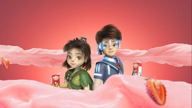 NutiMilk chính thức gia nhập đường đua sữa cho trẻ em
