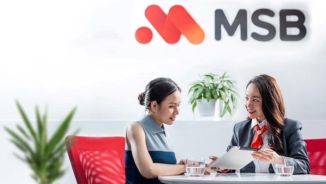 MSB giảm tới 3% lãi vay hỗ trợ khách hàng ảnh hưởng bởi Covid-19