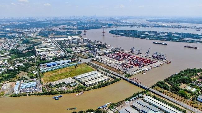 Bất động sản Cần Giuộc hưởng lợi kép nhờ sóng đầu tư hạ tầng và khu công nghiệp đổ bộ