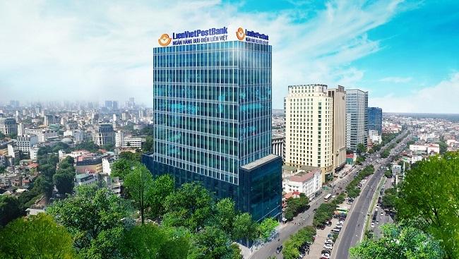 LienVietPostBank lãi 1.112 tỷ đồng trong quý đầu năm