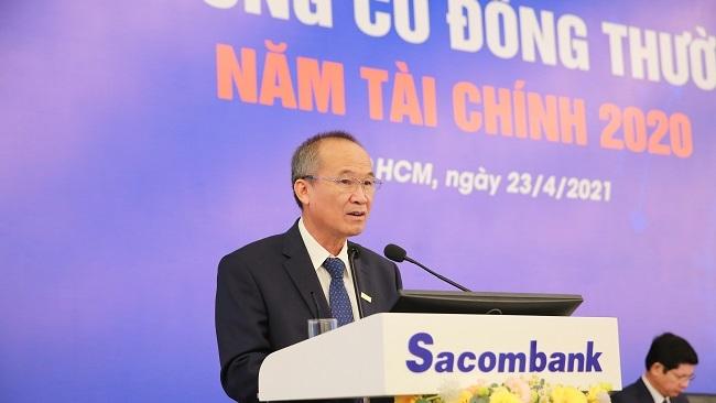 Sacombank dự kiến lãi 4.000 tỷ đồng năm 2021