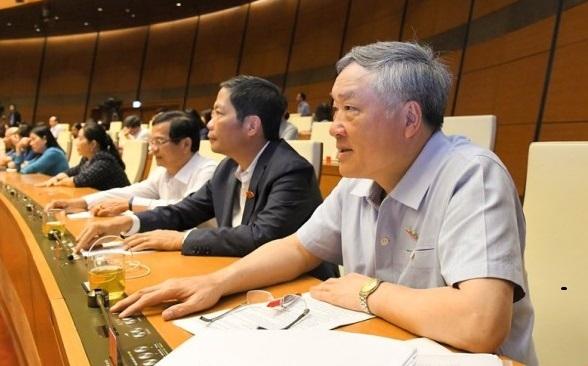 Quốc hội phê chuẩn 2 phó thủ tướng và 12 bộ trưởng