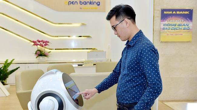 Nam A Bank lãi 460 tỷ đồng trong quý đầu năm