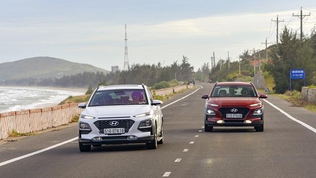 Hyundai KONA và Elantra khuyến mại tới 40 triệu đồng