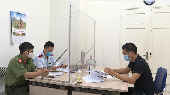 Hà Nội công bố khung xử phạt vi phạm trong phòng chống Covid-19