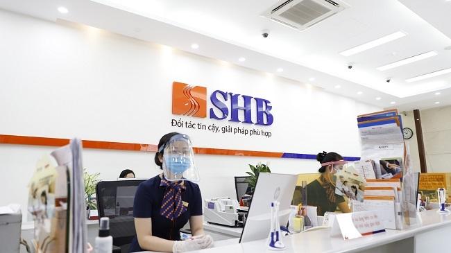 Cổ phiếu SHB chuyển sang HOSE