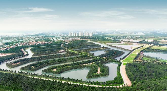 Ecopark chuyển hướng đầu tư bất động sản siêu sang