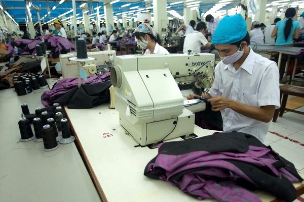 Xuất khẩu dệt may tăng 40 lần nhờ FTA